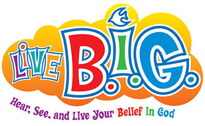 Picture of Live BIG  Fall DVD Kit Ages 3-4 2009-2010