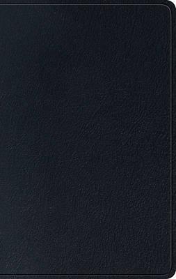 Picture of ESV Single Column Thinline Bible (Black)