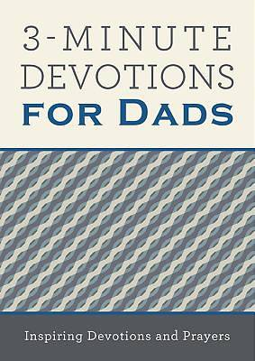 Picture of 3-Minute Devotions for Dads