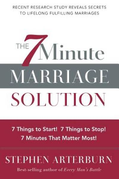 7-Minute Marriage Solution, The [ePub Ebook]