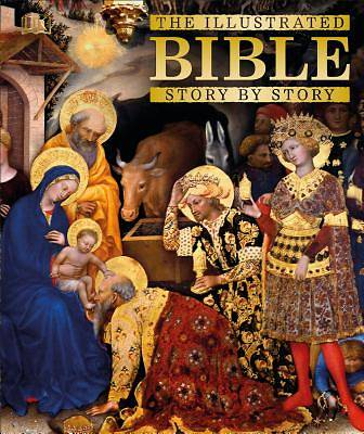 Picture of The Illustrated Bible Story by Story