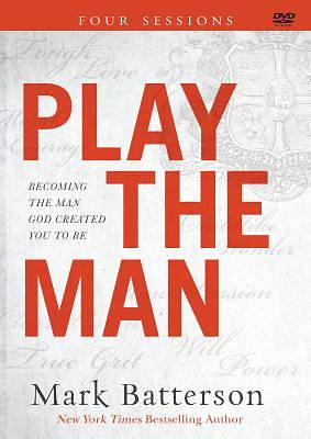 Picture of Play the Man DVD