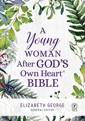 Picture of A Young Woman After God's Own Heart Bible