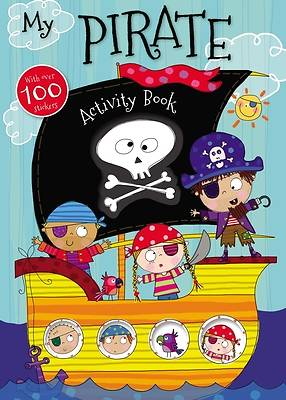 Picture of My Pirate Activity Book
