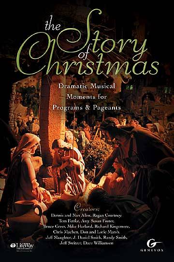 The Story of Christmas Choral Book