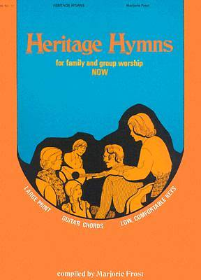 Heritage Hymns - Large Print