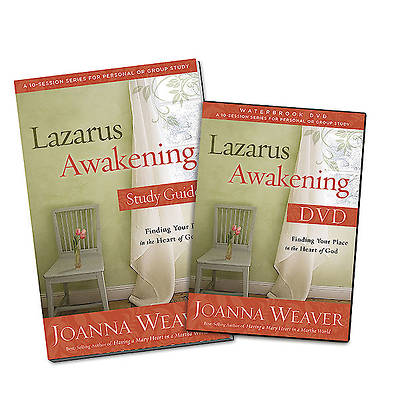 Picture of Lazarus Awakening DVD Study Pack
