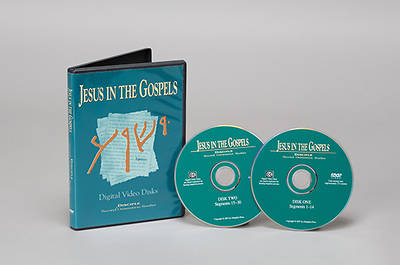 Picture of Jesus in the Gospels: DVD Set