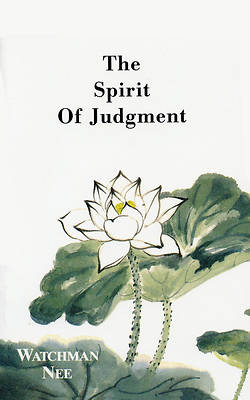 Spirit of Judgement
