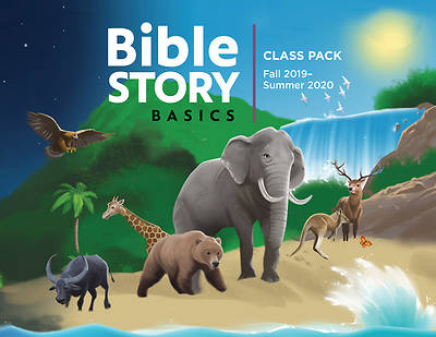 Picture of Bible Story Basics Class Pack