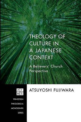 Picture of Theology of Culture in a Japanese Context