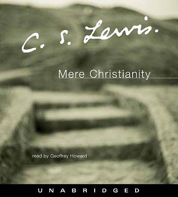 Picture of Mere Christianity CD