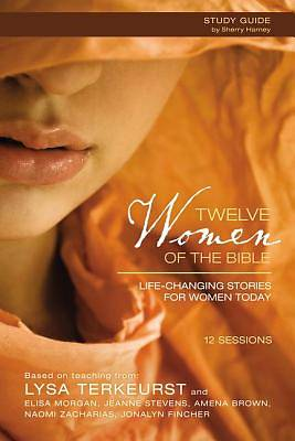 Twelve Women of the Bible Participants Guide with DVD