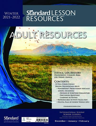 Picture of Standard Lesson Quarterly Adult Resource Kit Winter