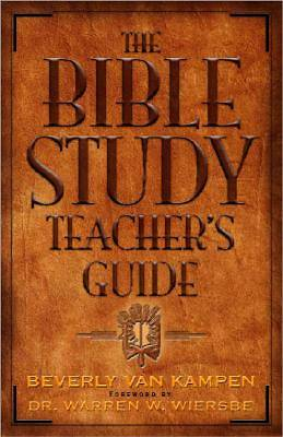 The Bible Study Teachers Guide