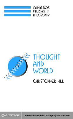 Thought and World [Adobe Ebook]
