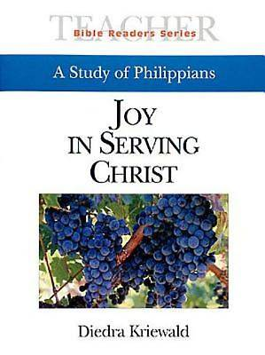 Joy in Serving Christ Teacher