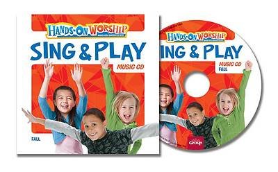 Picture of Hands-On Worship Sing & Play CD, Fall