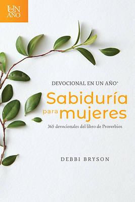 Picture of Devocional En Un Ao -- Sabidura Para Mujeres