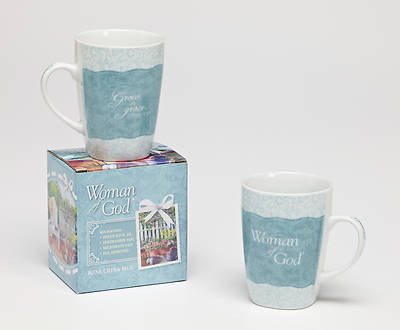 Woman of God Mug
