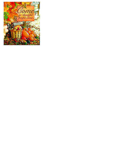 Come Thanksgiving Letterhead 2012 (Package of 50)
