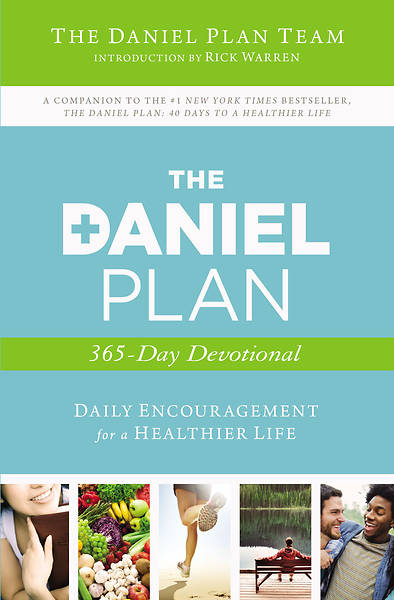 Picture of The Daniel Plan 365 Day Devotional