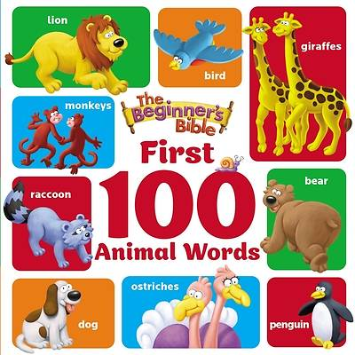 Picture of The Beginner's Bible First 100 Animal Words