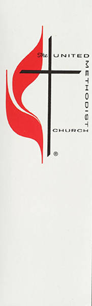 United Methodist Bookmark (Package of 25)