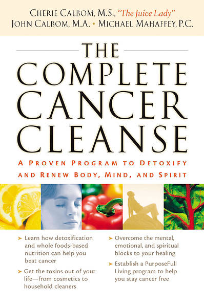 Picture of The Complete Cancer Cleanse