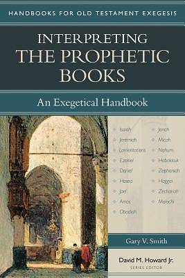 Picture of Interpreting the Prophetic Books