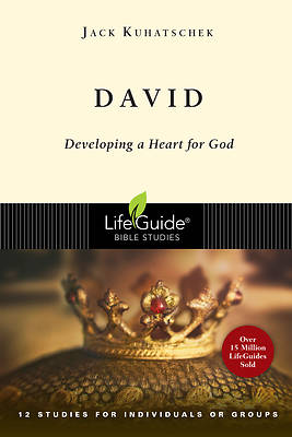 Picture of LifeGuide Bible Study - David