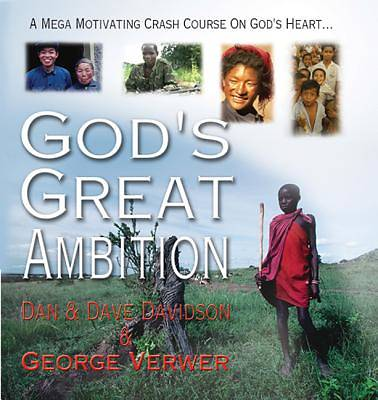 Gods Great Ambition