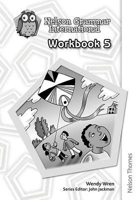 Nelson Grammar International 5. Workbook