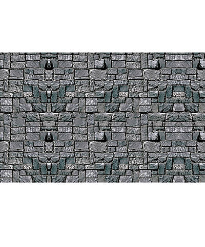OSN Stone Wall Plastic Backdrop