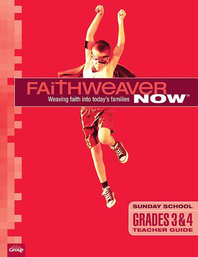 Picture of FaithWeaver Now Grades 3&4 Teacher Guide, Winter 2017