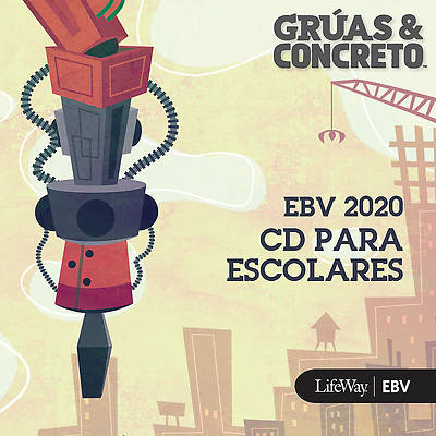 Picture of Vacation Bible School (VBS) EBV 2020 CD para Escolares