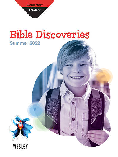 Wesley Elementary Bible Discoveries Student Book Summer