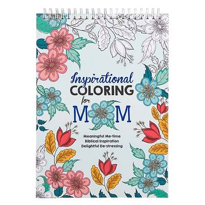 Picture of Inspirational Coloring for Mom