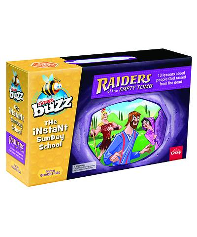 Picture of Buzz Grades 5-6 Raiders of the Empty Tomb Kit Spring 2020