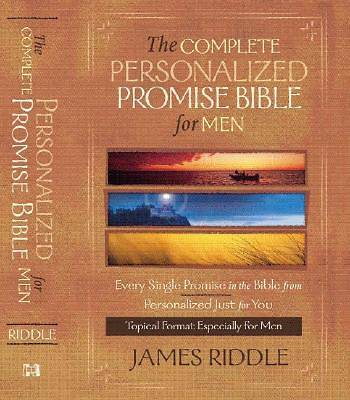 Complete Pers Promise Bible Men [ePub Ebook]