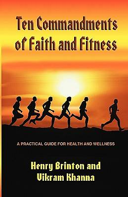 Picture of Ten Commandments of Faith and Fitness