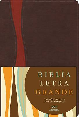 Picture of Hand Size Giant Print Bible-Rvc
