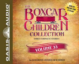 Picture of The Boxcar Children Collection Volume 33