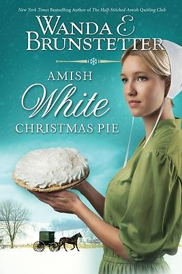Picture of Amish White Christmas Pie