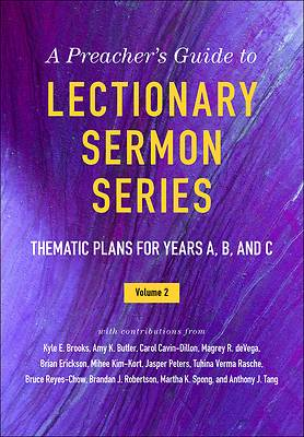 Picture of A Preacher's Guide to Lectionary Sermon Series, Volume 2
