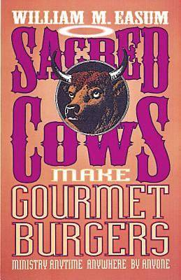 Picture of Sacred Cows Make Gourmet Burgers