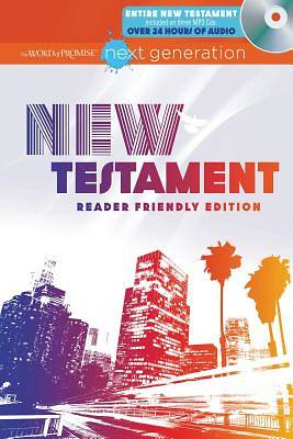 Word of Promise Next Generation New Testament-OE [With 2 MP3 Discs]