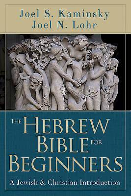 Picture of The Hebrew Bible for Beginners
