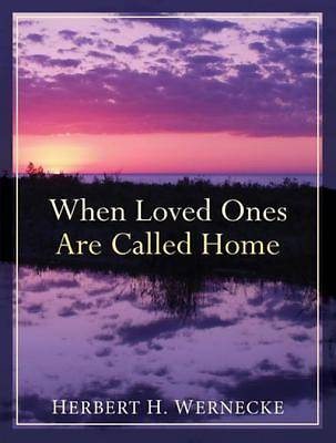 Picture of When Loved Ones Are Called Home - eBook [ePub]