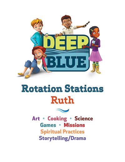Deep Blue Rotation Stations: Ruth - Entire Unit Download